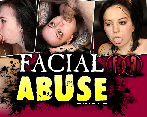 Nicoletta Frost Gets Face Fucked